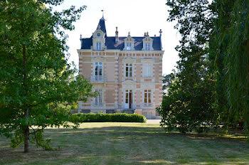 château à Sable-sur-sarthe (72)