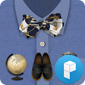 Bow Tie Launcher Theme icon