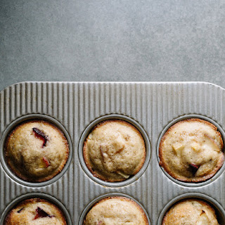 Muffins with Stone Fruit and Yogurt Recipe