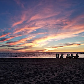 sMITTEN by Chelsea Mason - Landscapes Sunsets & Sunrises ( sky, beautiful, michigan, sunset,  )