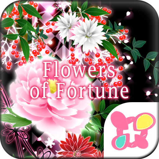Flowers of Fortune Wallpaper Icon