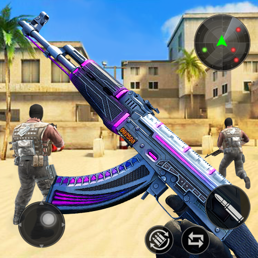Gun Strike: Counter Terrorist 3D Shooting Games