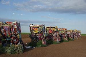 Route 66 et musée HD