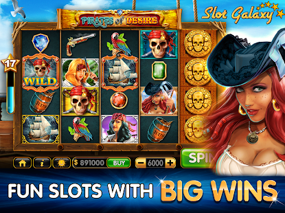 Slot Galaxy Free Slot Machines - screenshot thumbnail