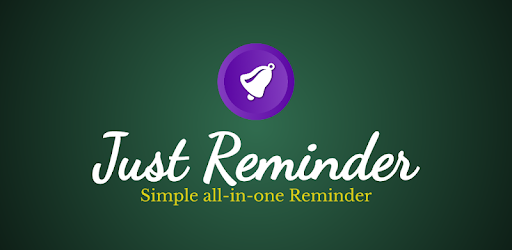 Just Reminder app (apk) free download for Android/PC/Windows screenshot