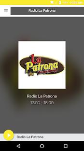 Radio La Patrona - náhled