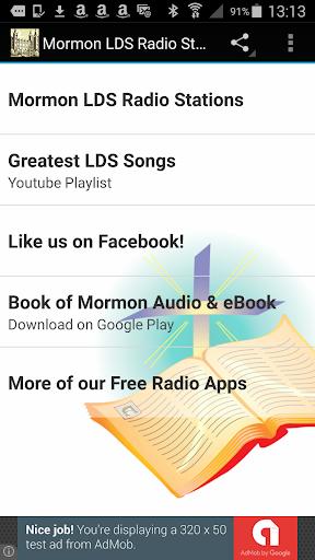Mormon LDS Radio Stations