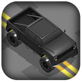 Crazy Monster Truck Zigzag 3D