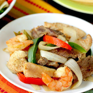 Slow-Cooker Everything Fajitas