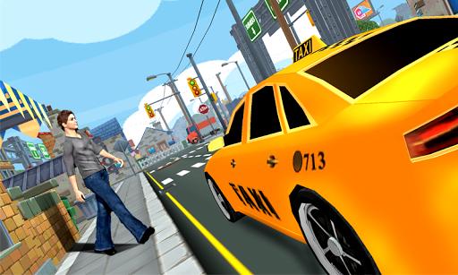 City Taxi Driving 3D 1.13 screenshots 4