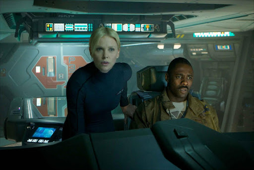 An Uptight Role For Charlize In Prometheus