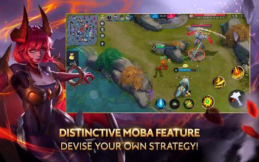 Champions Legion | 5v5 MOBA filehippodl screenshot 4