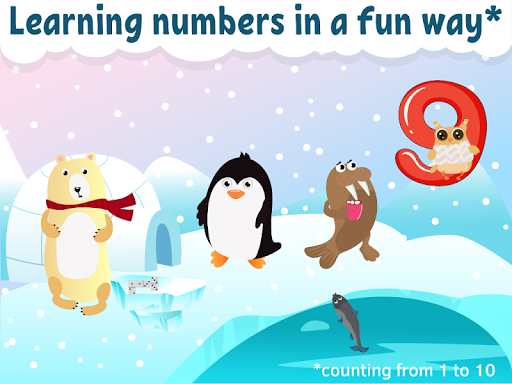 Learning numbers and counting for kids screenshots 12