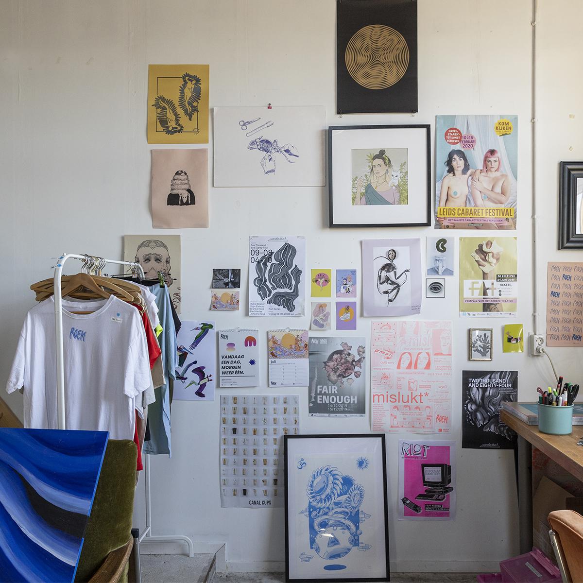 Kunstenaarscollectief ROEM