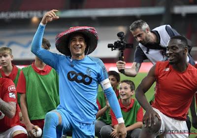 Ochoa vers le Napoli ? Rien de concret pour le moment