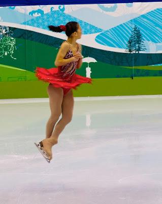 The dancer in red di photokappa