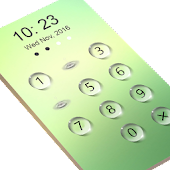 WaterDrop Lock Screen Locker