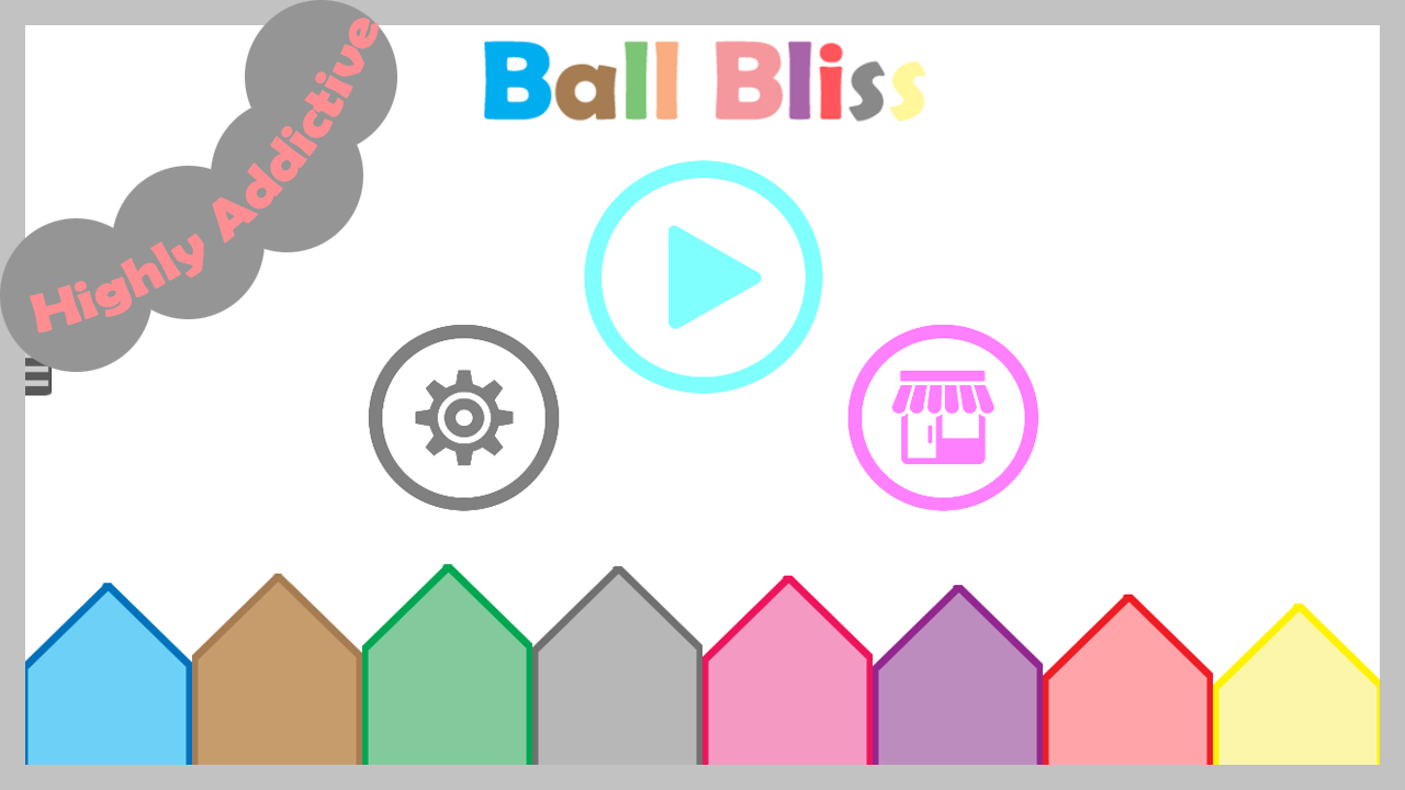 Ball Bliss- screenshot