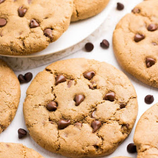 Healthy Coffee Chocolate Chip Cookies Recipe