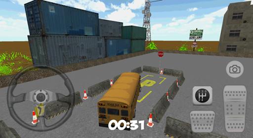 【免費模擬App】Military School Parking-APP點子