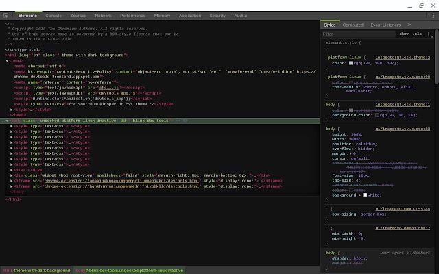 DevTools Theme: Monokai TK#MOD