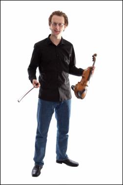 Simon Hewitt Jones, ViolinSchool