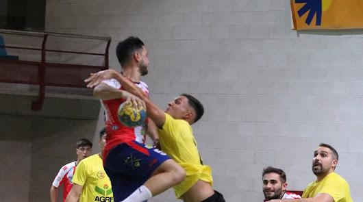 CBM Cantera Sur Bahía de Almería empata ante BM Roquetas