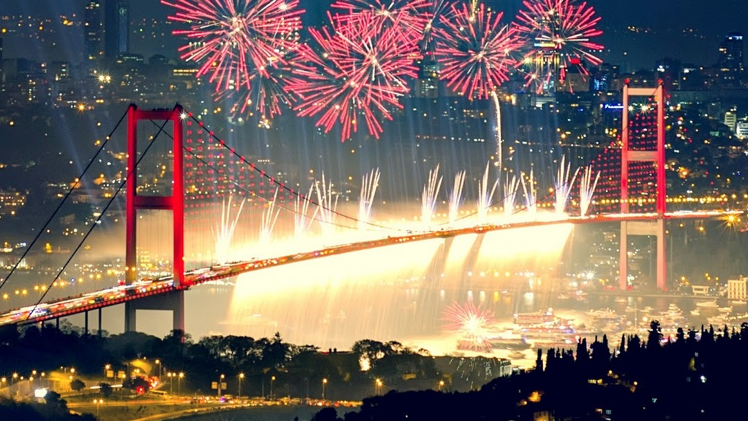 Istanbul New Years Eve 2021 - New Years Eve Istanbul 2021 - Discover Best Parties, Events ...