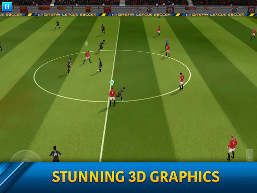 Dream League Soccer Screenshots 7