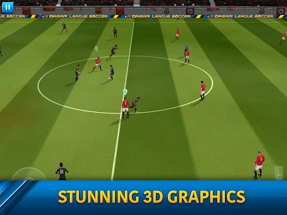 Dream League Soccer 2019 Mod 6.12 Apk [Unlimited Money] 7