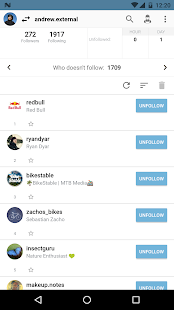 Followers Assistant- screenshot thumbnail