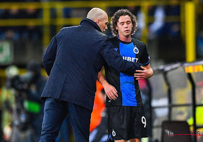 "Club-talent Maxim Decuyper sneller dan verwacht terug: ""Look who's back in training"""