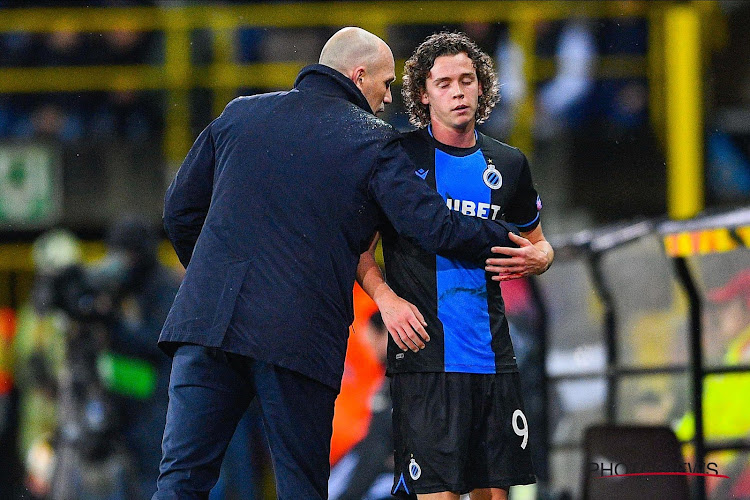 """Analist looft Club Brugge om keuze De Cuyper: """"Een mooi statement van Club"""""""