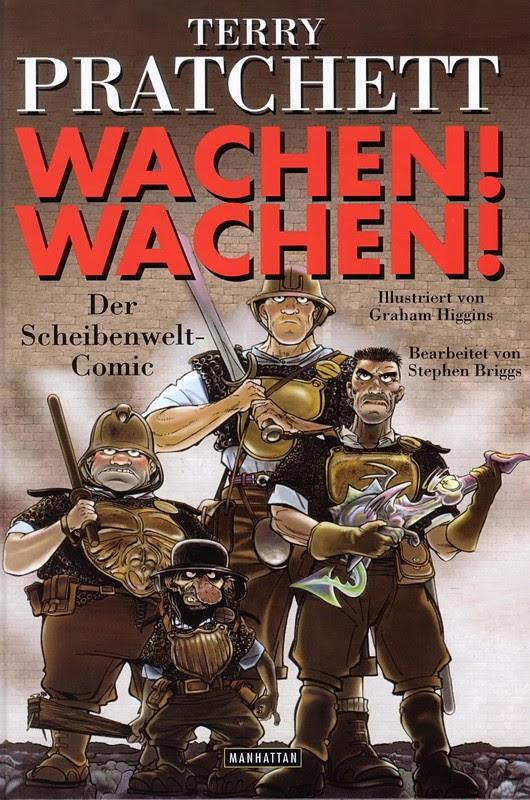 Wachen! Wachen!: Der Scheibenwelt-Comic (2002)