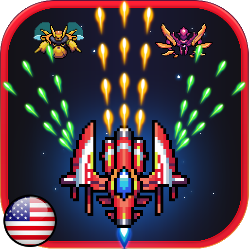 Galaxy Shooter - Falcon Squad Icon