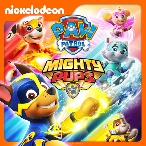 PAW Patrol Mighty Pups - TV on Google Play