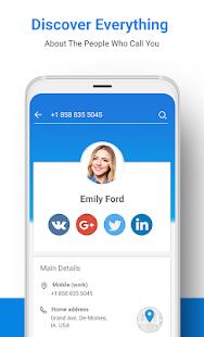 Sync.ME - Caller ID, Spam Call Blocker & Contacts Screenshot