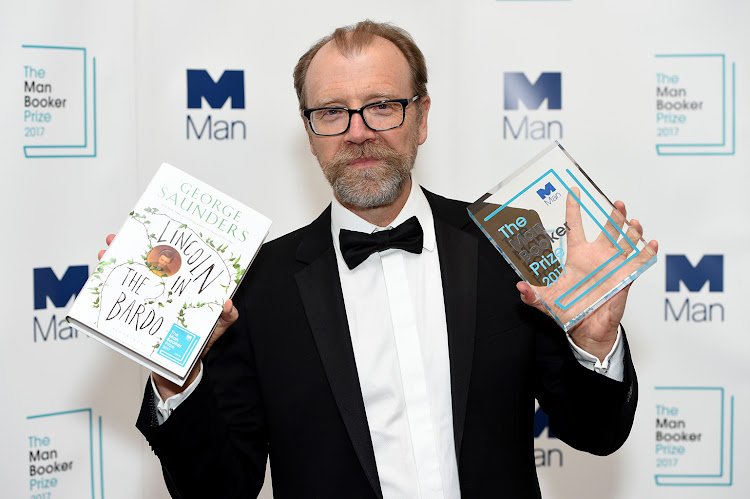 George Saunders, author of 'Lincoln in the Bardo'