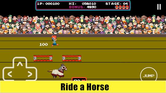 Descargar Circus Charlie Para PC ✔️ (Windows 10/8/7 o Mac) 4