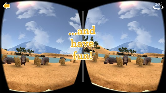 Savanna Virtual Reality screenshot 1
