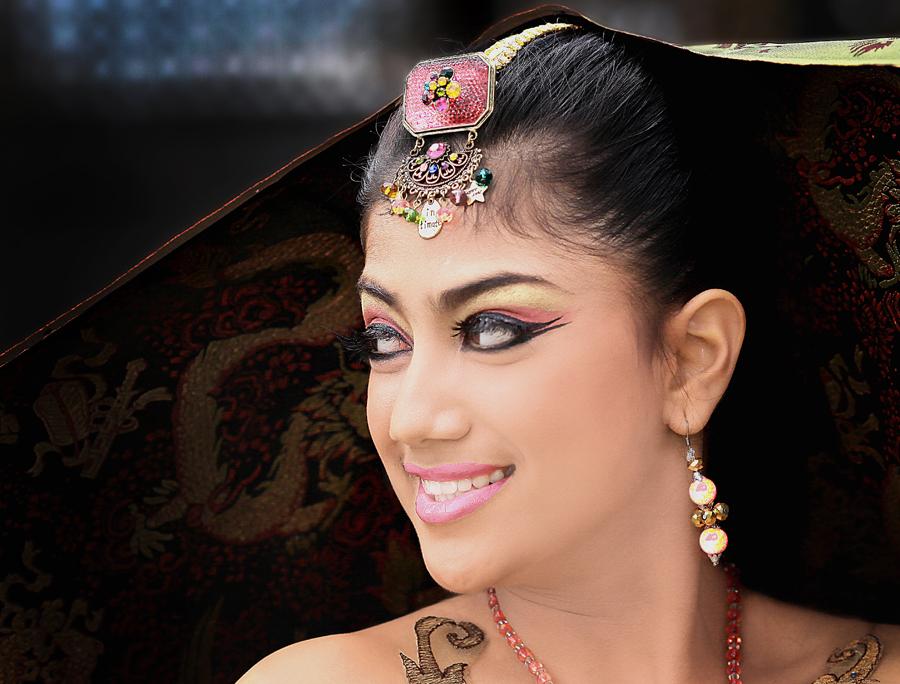 Rizqo's Smile by Syamsu Hidayat - People Portraits of Women