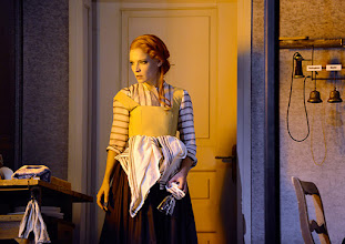 Photo: Wien/ Theater in der Josefstadt: FRÄULEIN JULIE von August Strindberg. Premiere 6.10.2015. Inszenierung: Anna Bergmann. Bea Brocks. Copyright: Barbara Zeininger