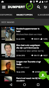 Dumpert- screenshot thumbnail