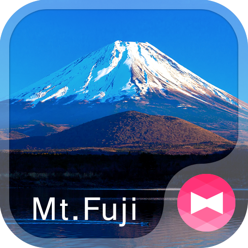 HD wallpaper Mt. Fuji Icon