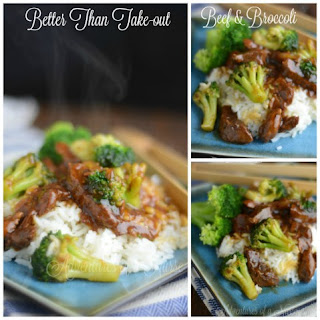 Better Than Take-Out Beef & Broccoli Recipe