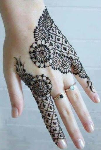 Unique Stylish & Fancy Mehndi Designs - Henna 2018 1.4 screenshots 4