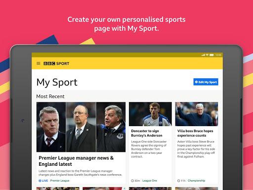 BBC Sport 1.37.2.8546 Screenshots 7