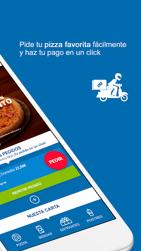 Dominos Pizza | Comida a Domicilio y Ofertas 3.1.10 screenshots 2
