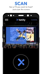 Tunity : Hear any muted TV 1