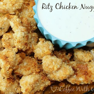 Ritz Chicken Nuggets
